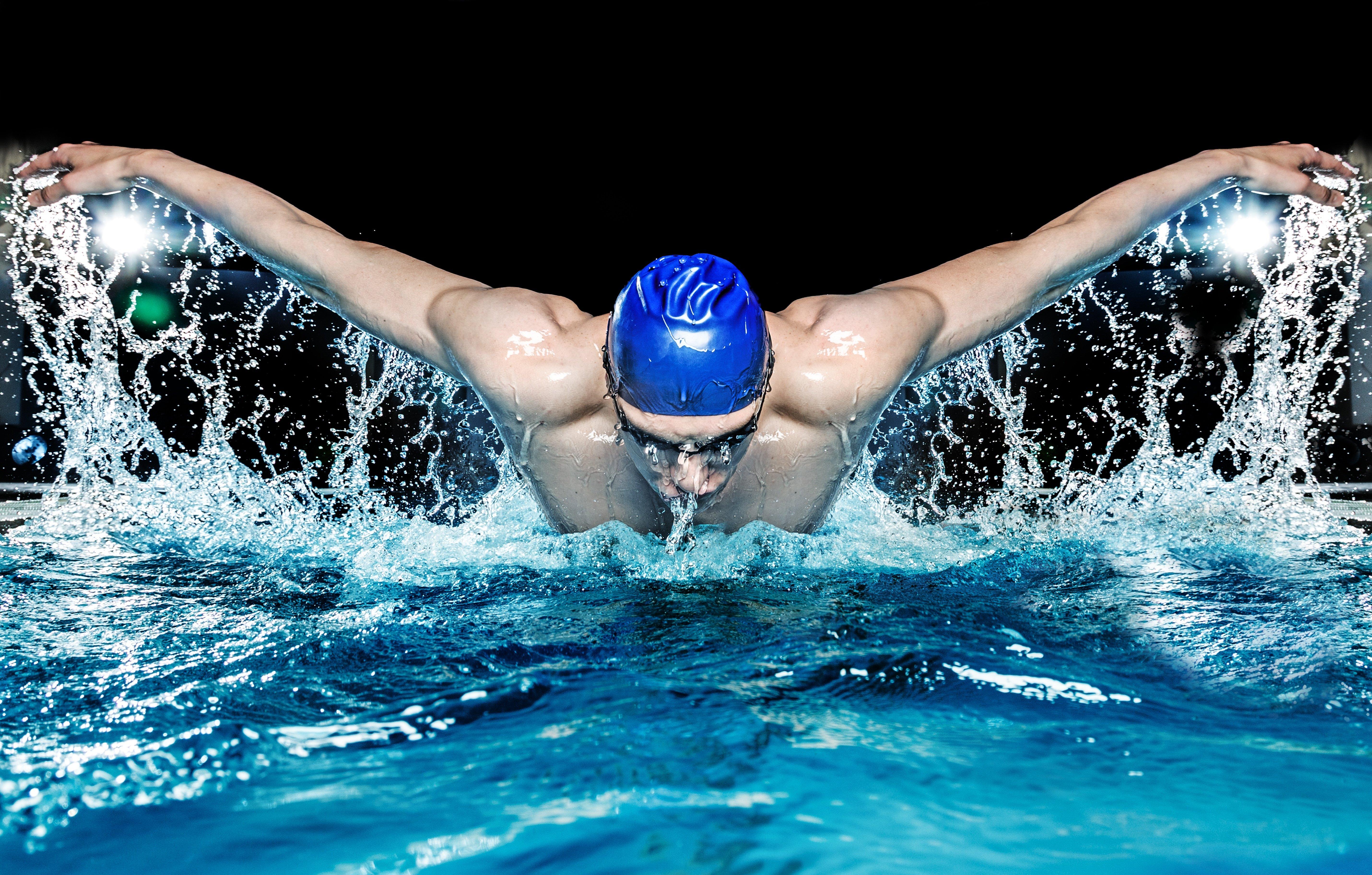 Treinamento Desportivo para Nadadores de Alto Nível
