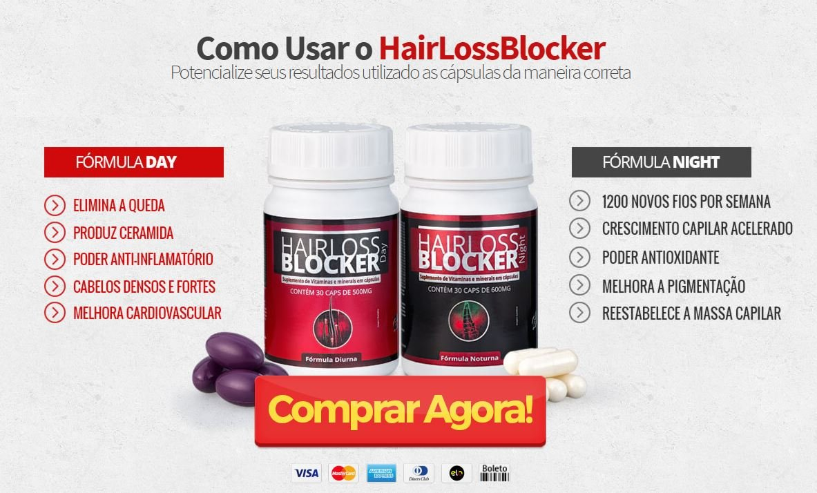 Hair loss blocker funciona